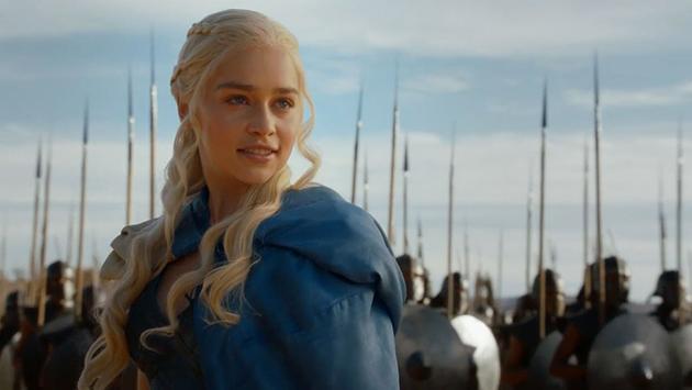 Confident Daenerys
