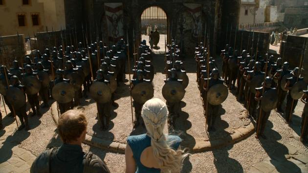 Daenerys Army