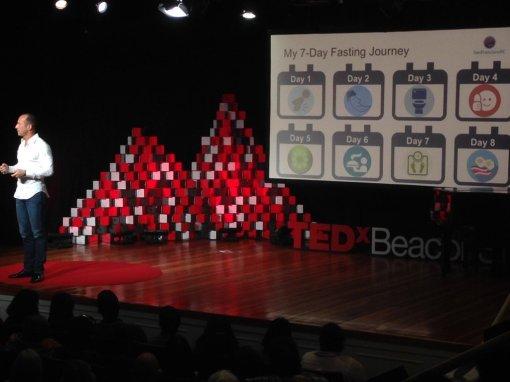 TEDx Beacon Phil Sanderson