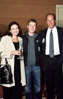 Sanderson Zuckerberg Sandberg